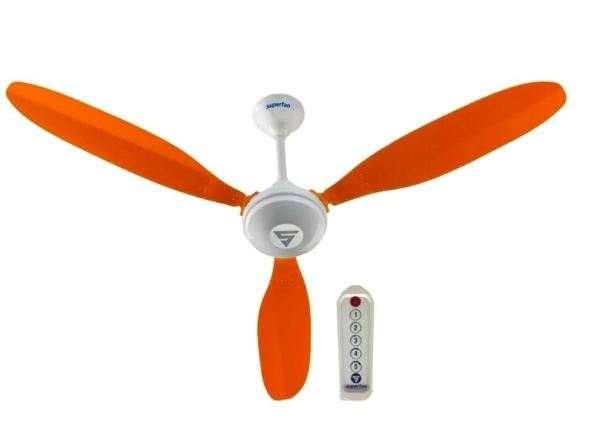 Energy Efficient Colorful Ceiling Fans With Remote Control