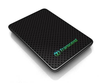 Transcend ESD400 Solid State Drive with USB 3