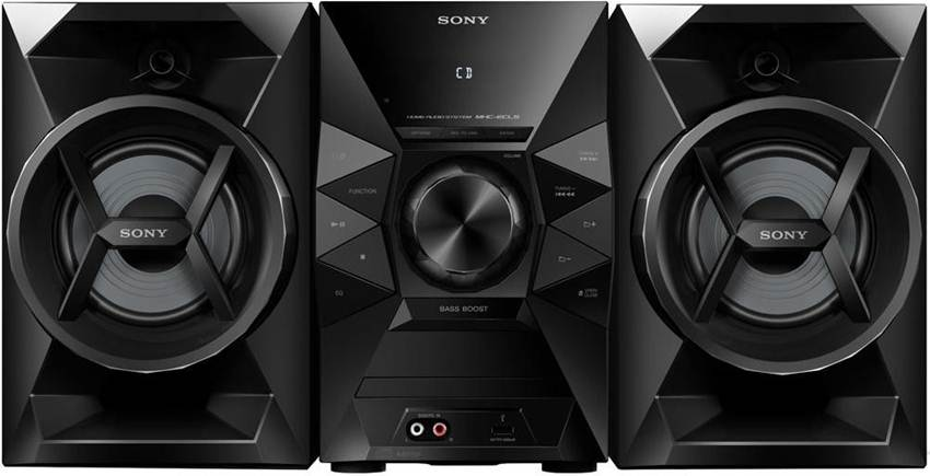 Sony MHC-ECL7D Mini Hi-Fi System Review Specifications