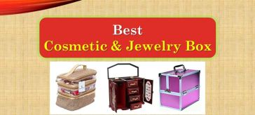 Best Cosmetic and Jewelry Box in India Market
