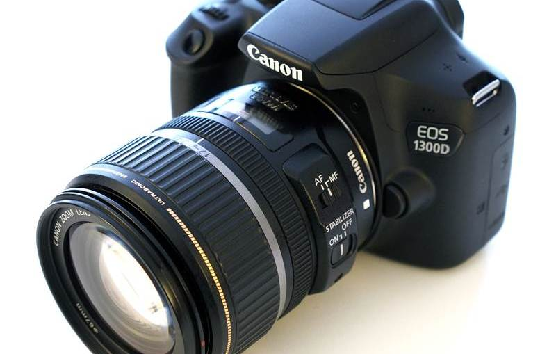 Canon EOS 1300D Digital Camera
