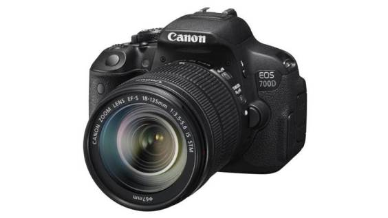 Canon EOS 700D Digital Camera