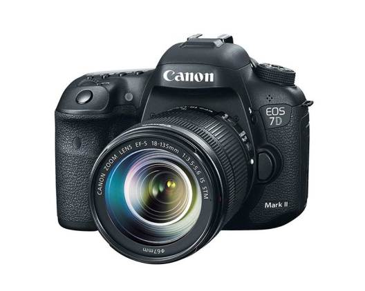 Canon EOS 7D Mark II Review and Specifications
