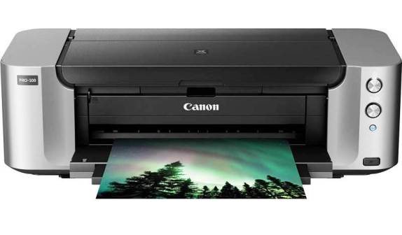 Canon PIXMA PRO-100 Instant Color InkJet Printer