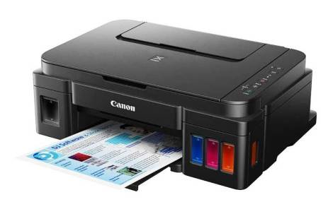 Canon Pixma G3000 AIO Ink Tank Printer
