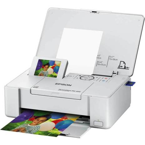 Epson PictureMate PM-400 Photo Printer