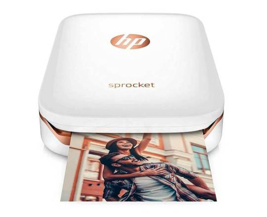 HP Sprocket Pocket Photo Printer