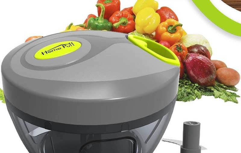 Home Puff Vegetable Cutter and Chopper Review and Specifications