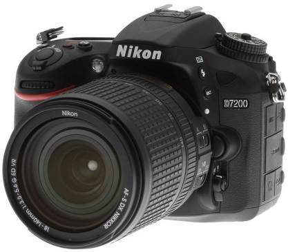 Nikon D7200 Digital SLR Camera Review and Specifications