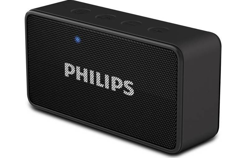 Philips BT64 Bluetooth Speakers with FM Tuner Review and Specifications