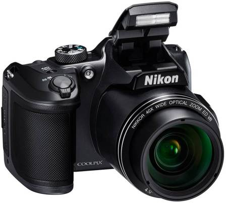 Nikon B500 Digital Camer with Super ZOOM