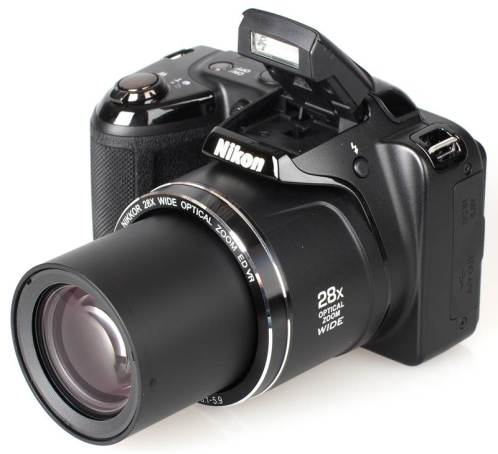 Nikon L340 Digital Camer with Super ZOOM