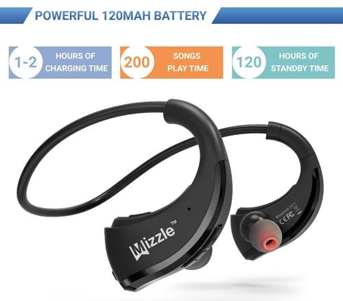 Mizzle MZ-01 Wireless Headset with MIC in India