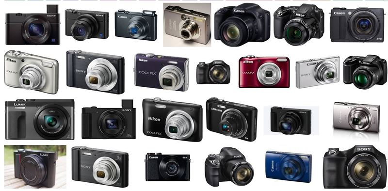 Point Shoot Camera Best Camera under 20000 Rupees