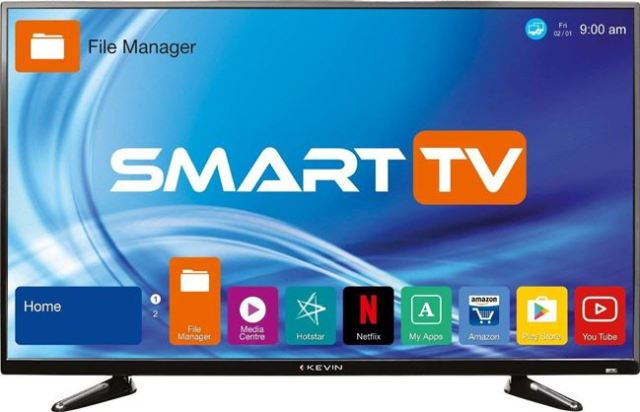 40-Inch Kevin KN40S Full HD Smart TV