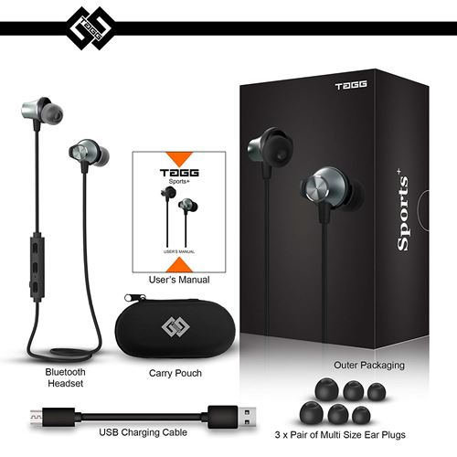 Tagg Sports Plus Bluetooth Headset