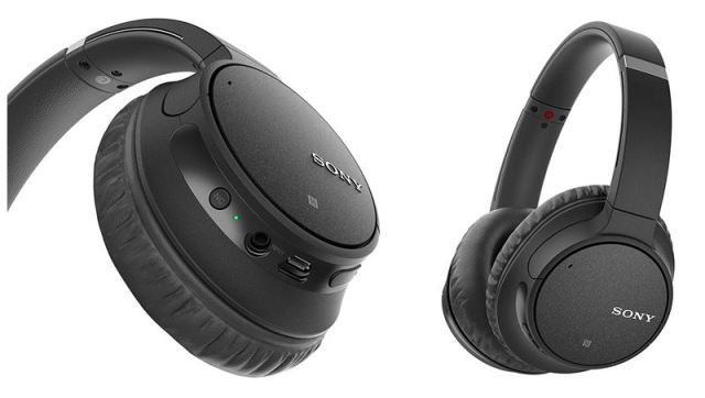 Sony Wireless Noise Canceling Headphones WH-CH700N