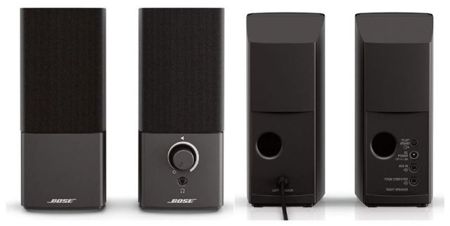 Bose Companion Multimedia Speakers