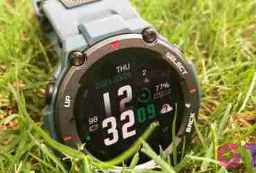 Amazfit T-Rex Pro Review: The Fitness Smartwatch Specifications
