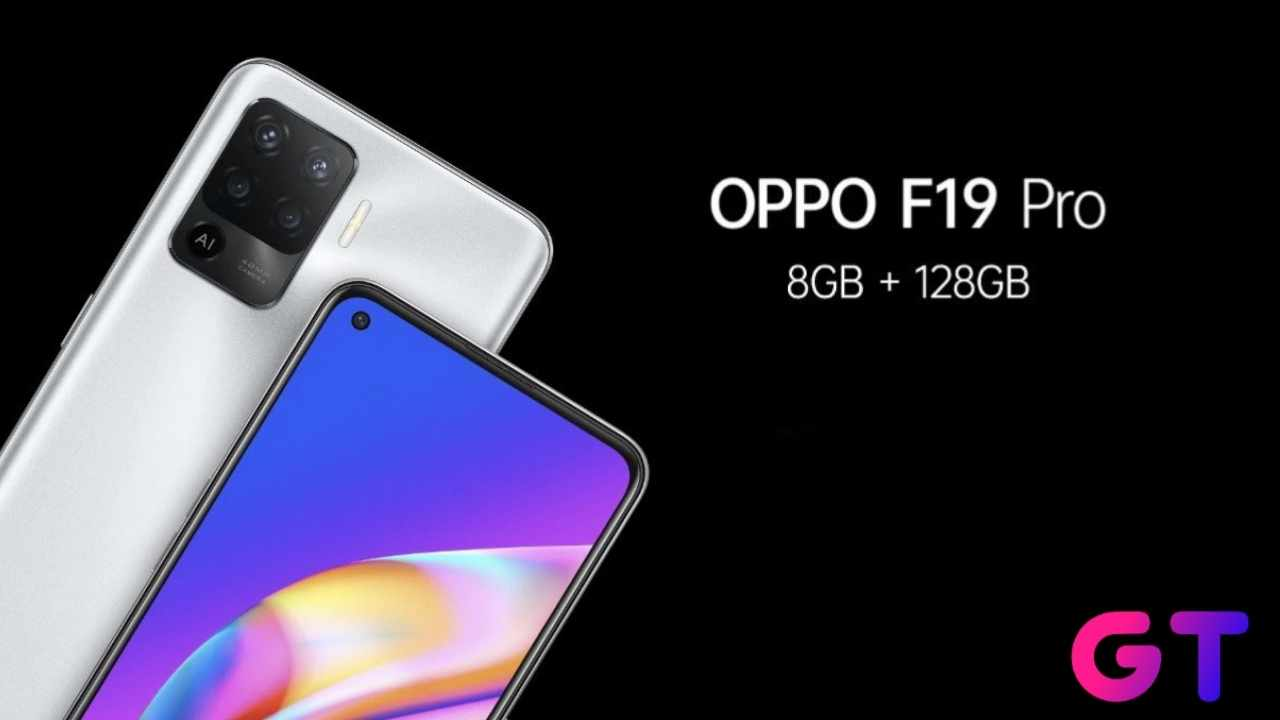 OPPO F19 Pro Specifications, OPPO F19 Pro Price in India