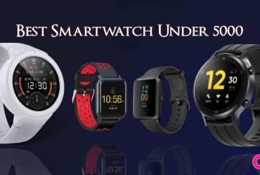 Best Smartwatch Under 5000 Rs And Specification