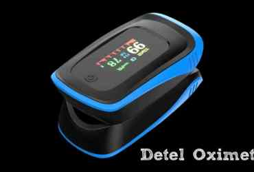 Detel Launches Cheapest Detel Oximeter with Price Only Rs 799