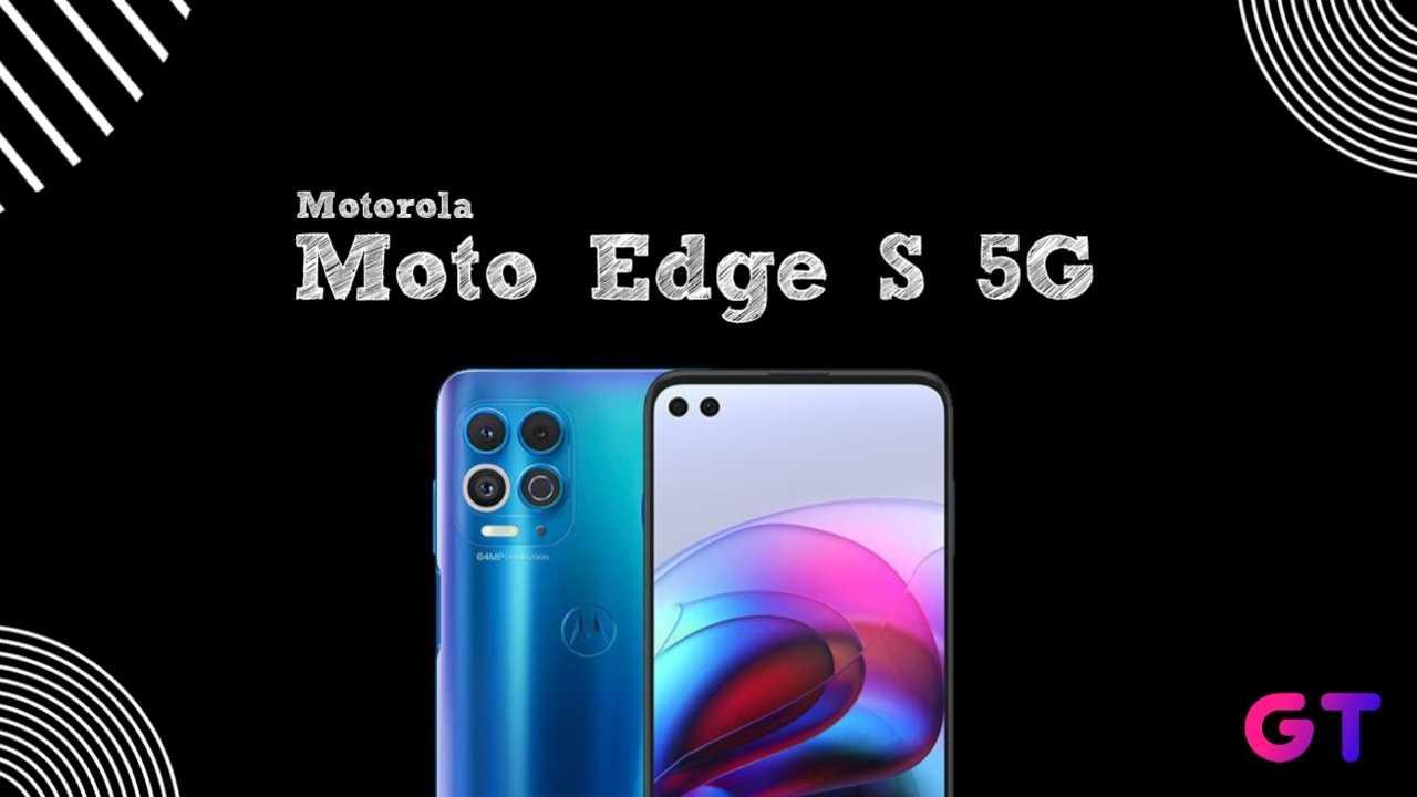 Moto Edge S 5G Specifications, Moto Edge S 5G price in india