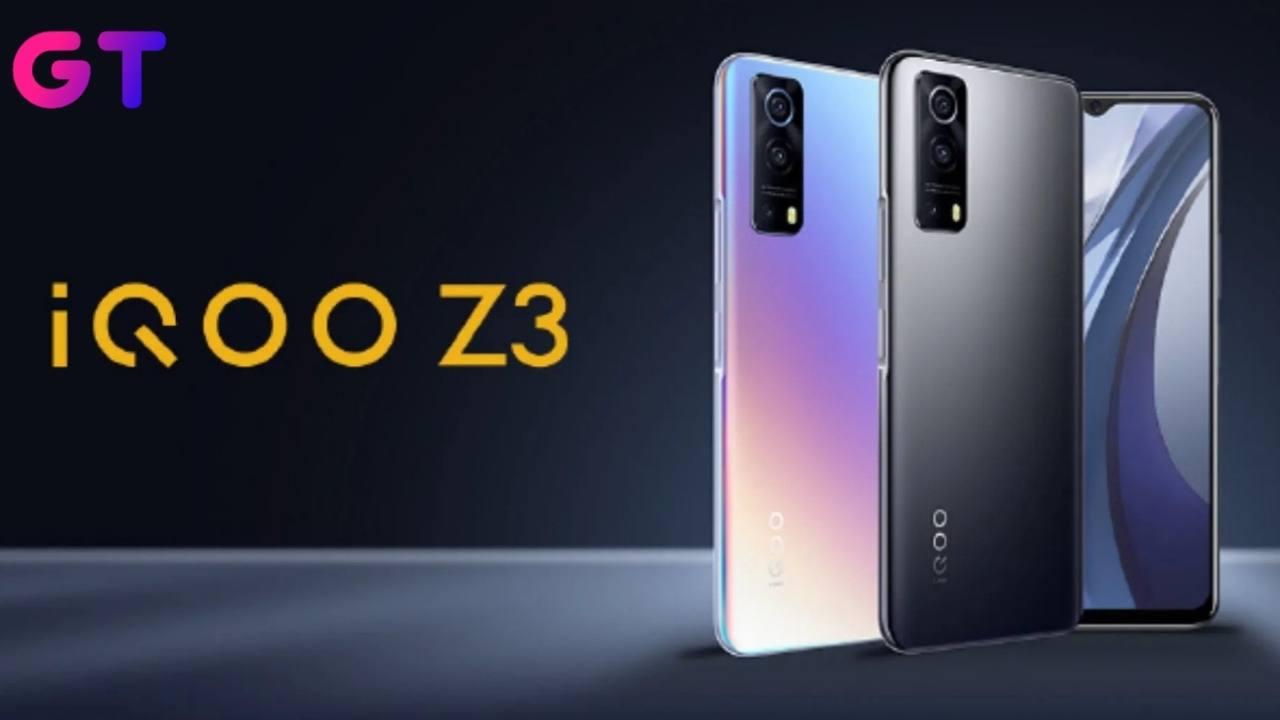iQOO Z3 5G Specifications, iQOO Z3 5G price in india