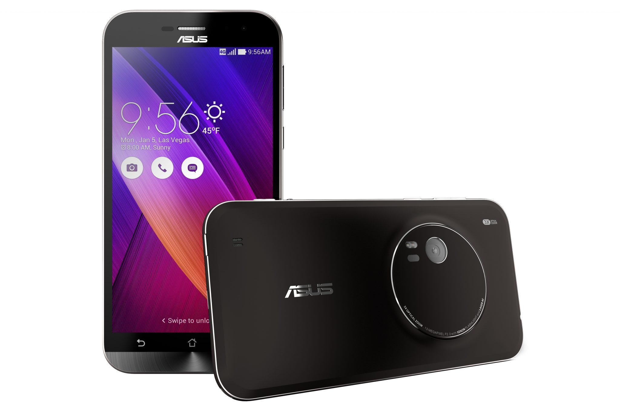 Asus Zenfone Zoom with 13MP Optical Zoom Camera Launched for Rs 37,999