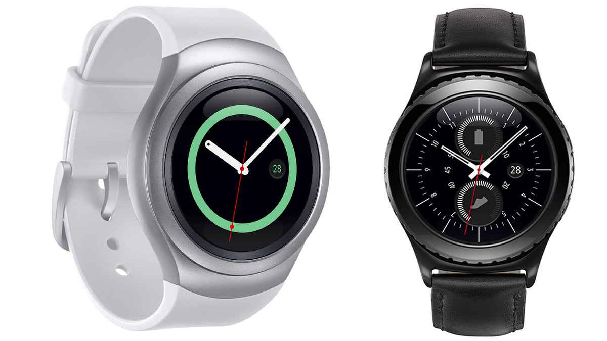 Samsung launches Gear S2 and Gear VR in India