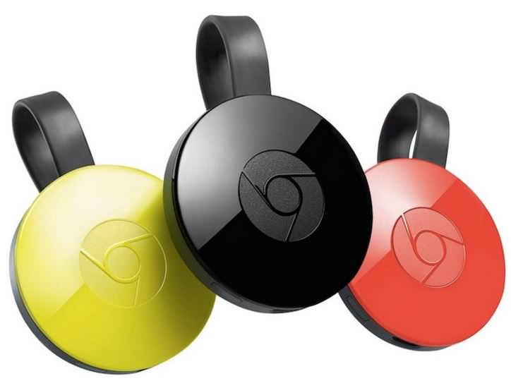 Google Chromecast 2 and Chromecast Audio launched in India