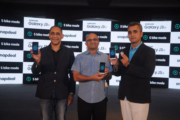 Samsung Galaxy J3 Launch