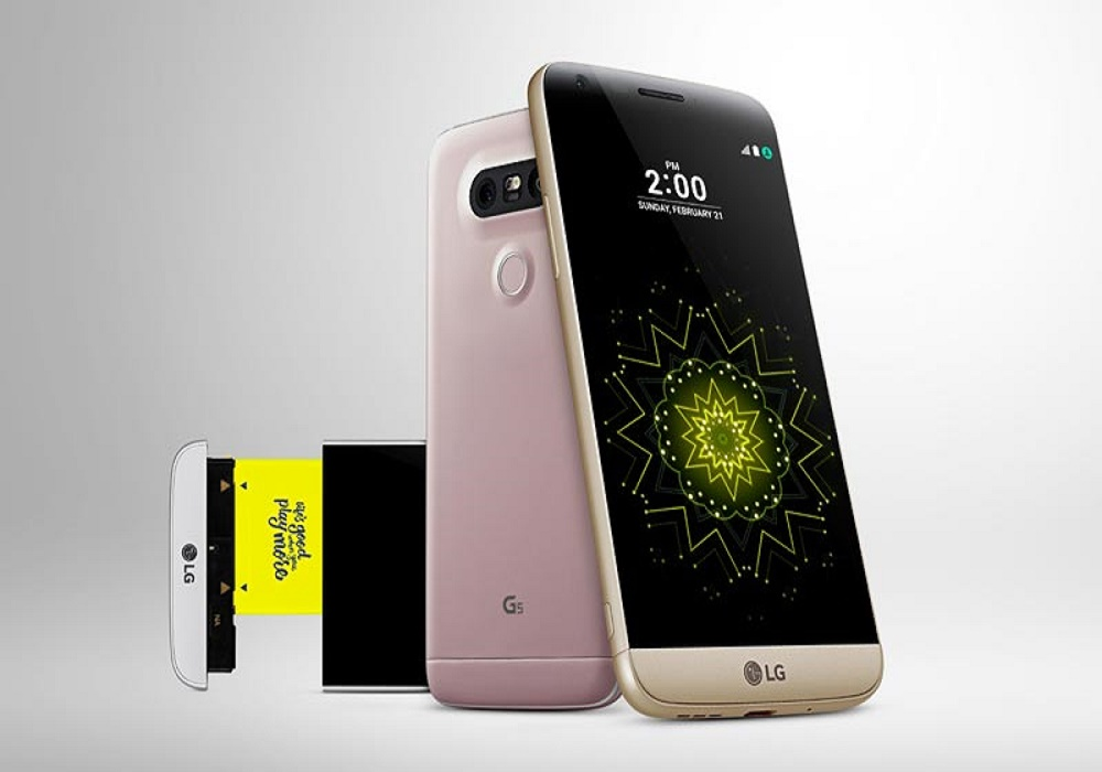 lgg5 Specifications