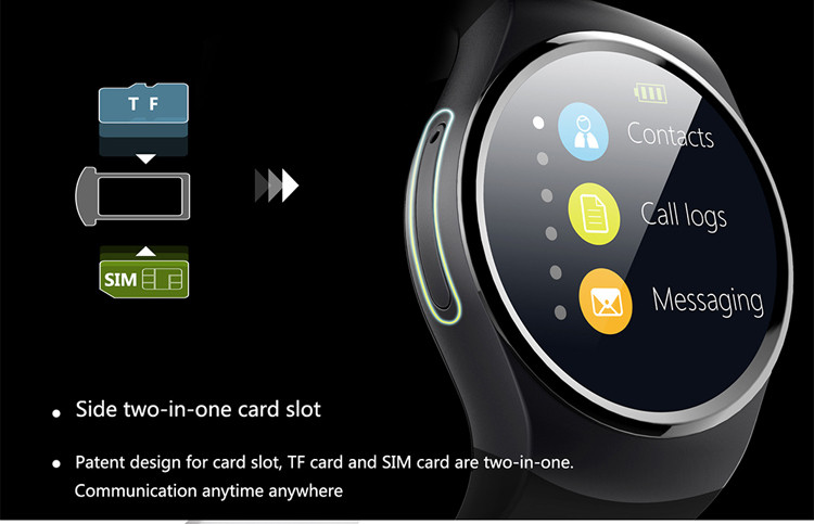 Smartwatch with calling feature