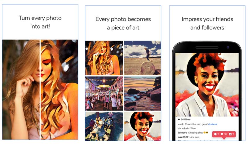 Prisma now available at Google Play Store: Find the link here!