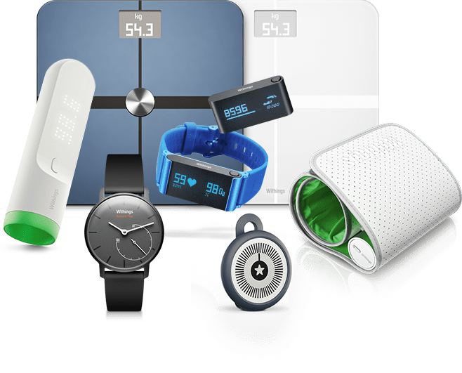withings devices in India