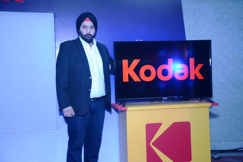 Kodak launches HD LED TVs starting at Rs 13,500