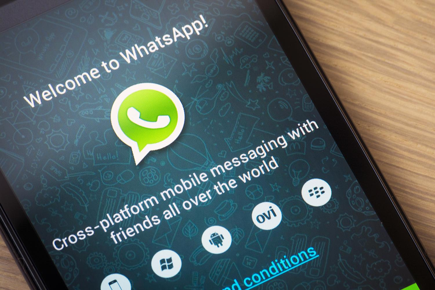 Now Make Video Calls from Whatsapp For Android