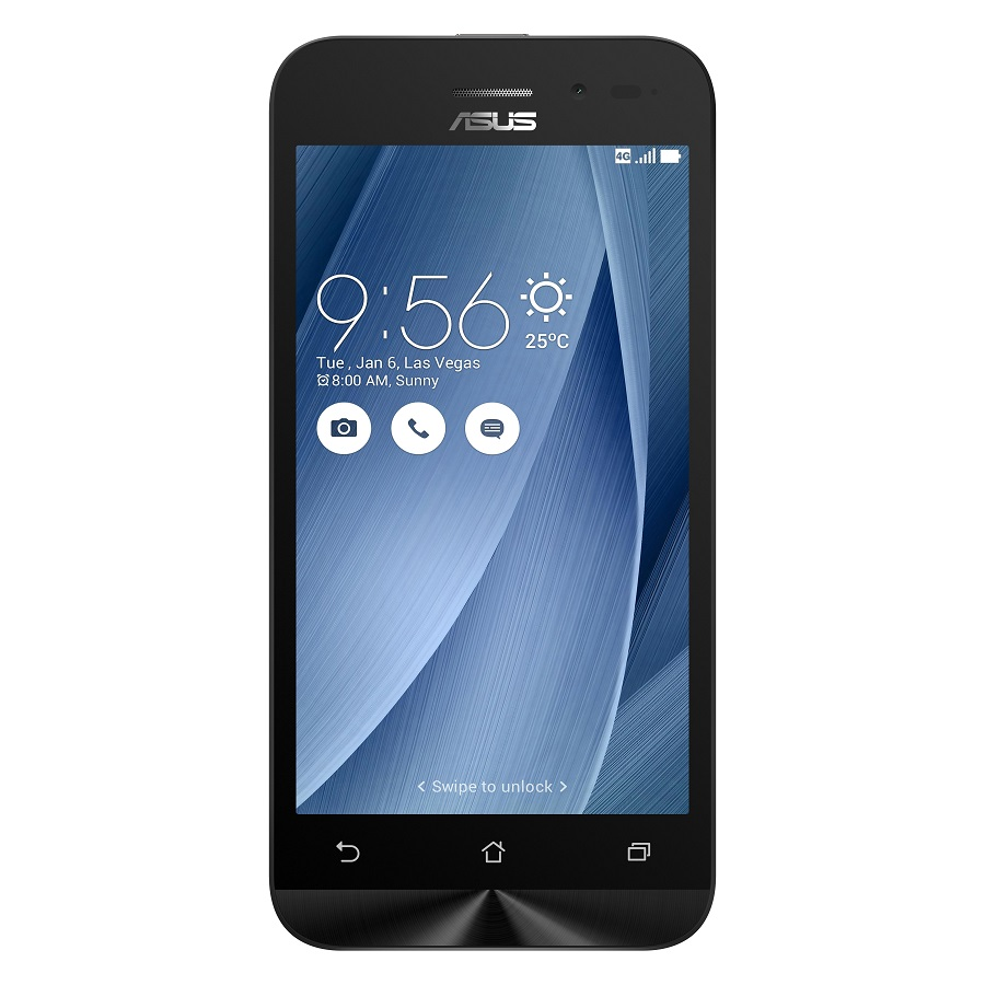 Asus Launches Budget 4G Phone Zenfone Go 4.5 LTE In India