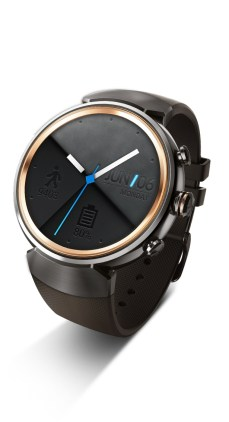 ZenWatch 3_Gunmetal-with-brown-rubber