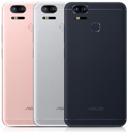 ASUS ZenFone 3 Zoom Announced with Two cameras and a Big Battery