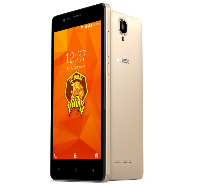 Intex Aqua Lions 4G With VoLTE Launched