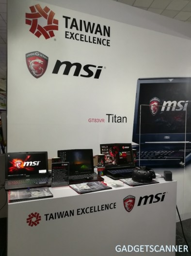 MSI-Taiwan-Excellence-Convergence-India-2017