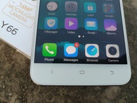 Vivo Y66 review-buttons