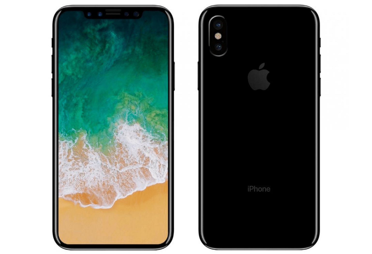 Leaked Images Suggest iPhone 8 May Come in 3 Colors