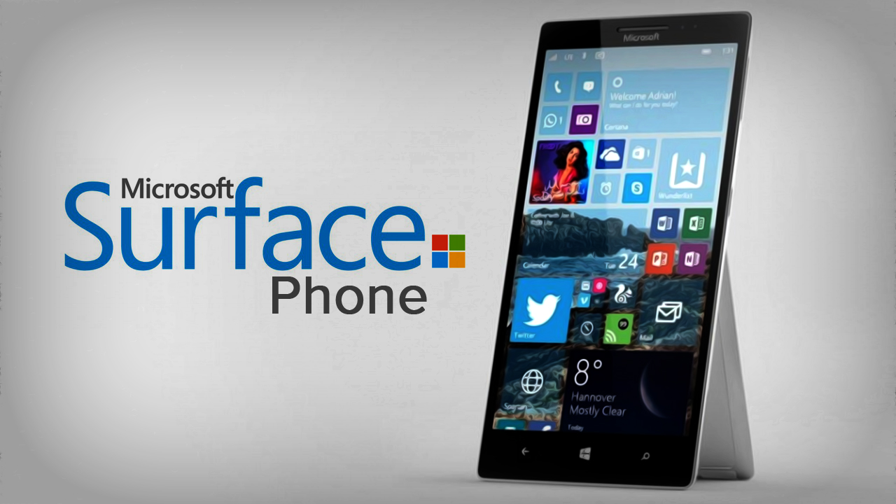Surface Phone : Leaks, Rumors and More