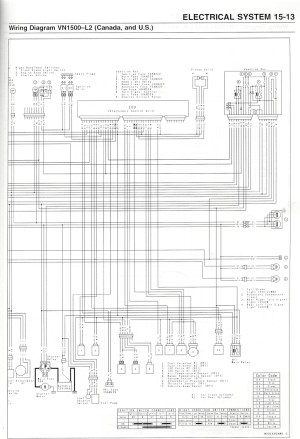 Vulcan Wiring Diagrams  Gadget's Fixit Page