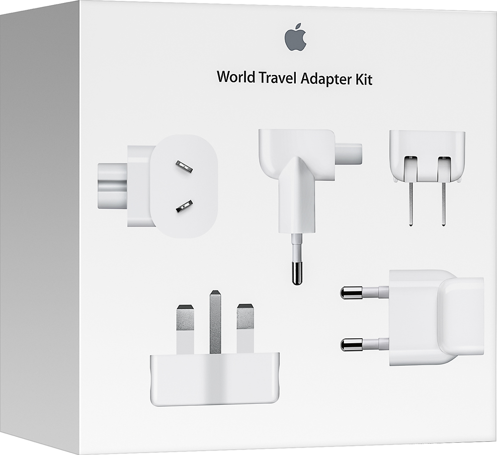 Adapter Kit for Select Apple Devices