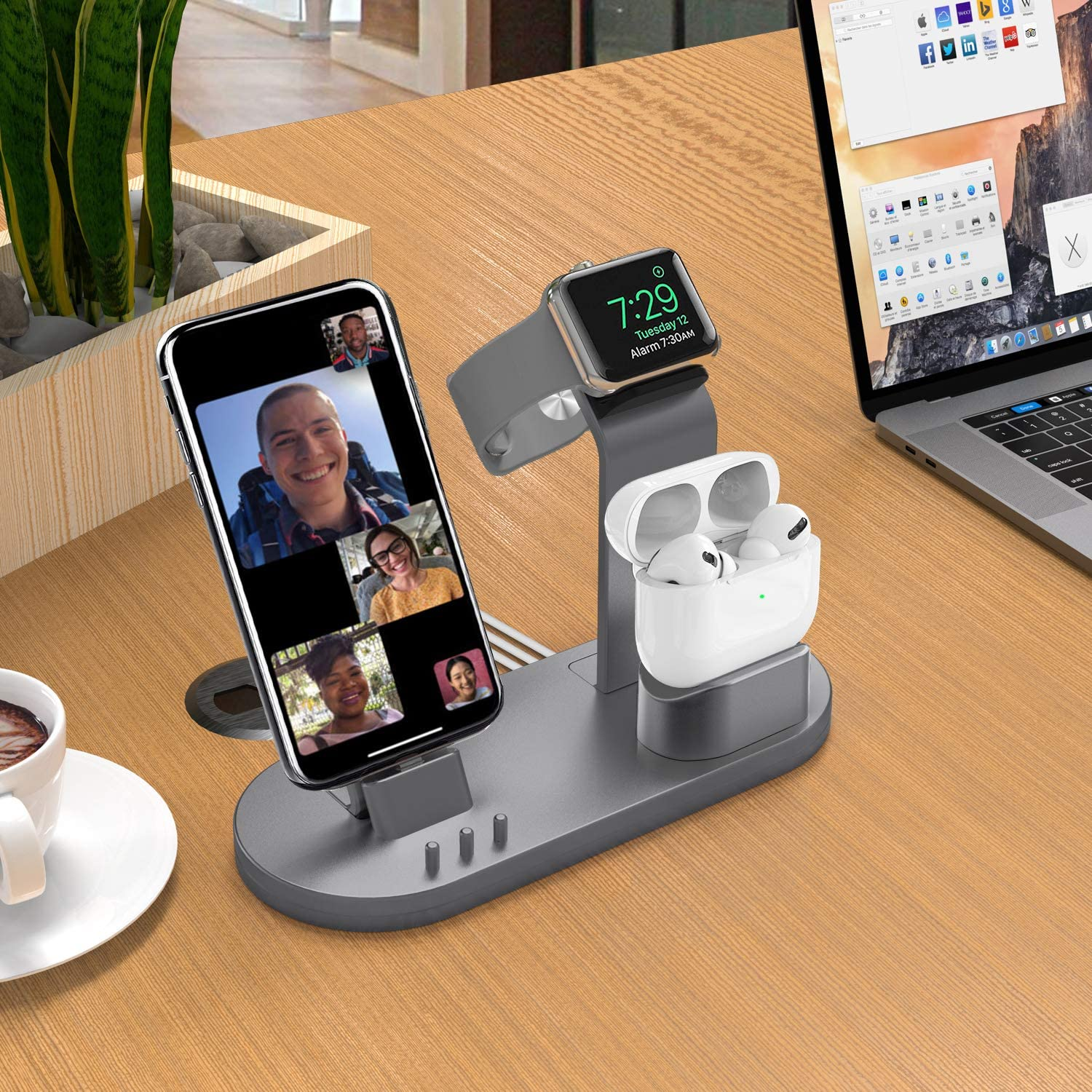 Charging Stand Compatible with iWatch Series