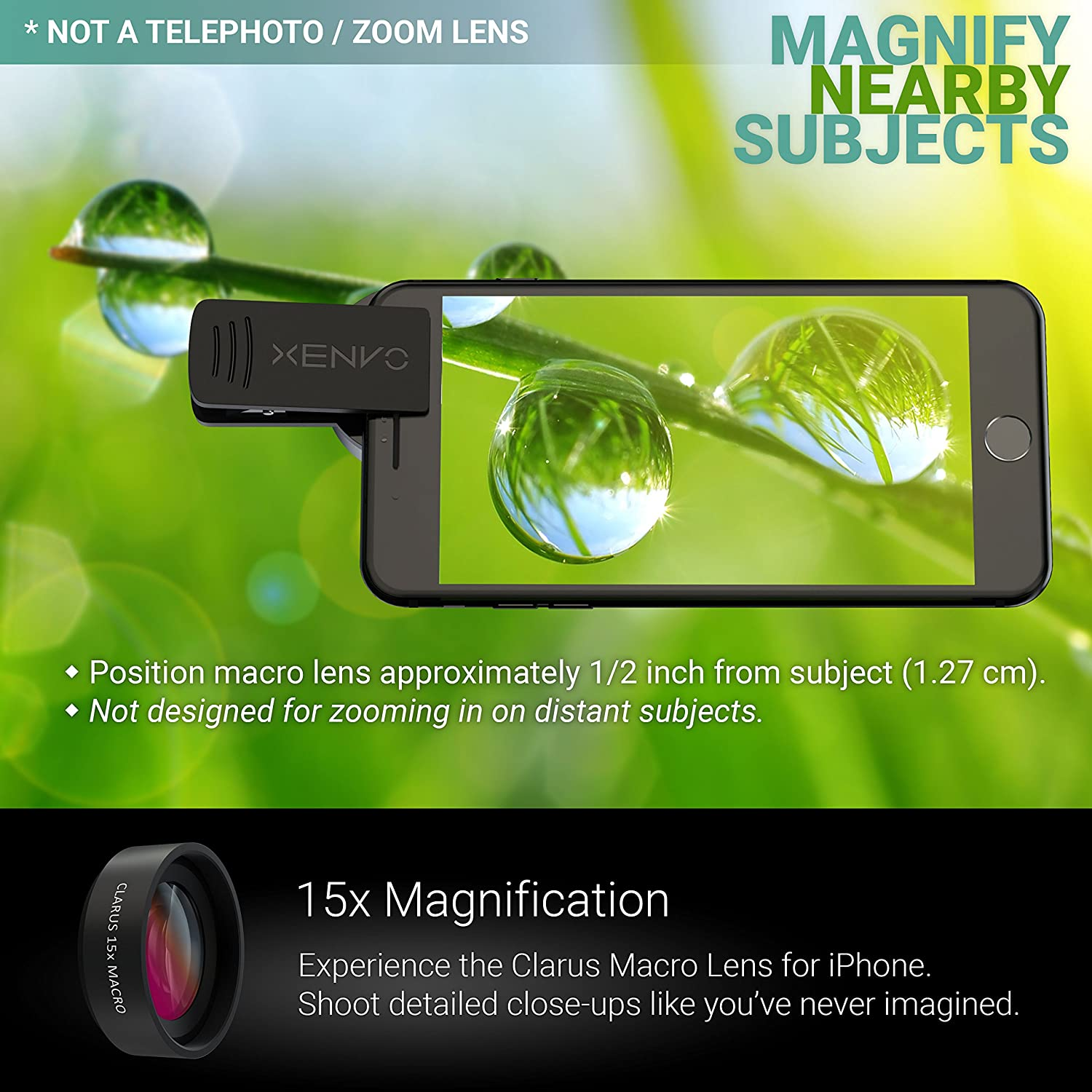 Lens Kit for iPhone